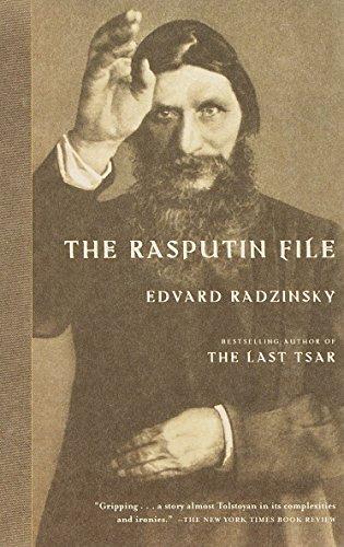 9780385489102: The Rasputin File