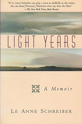Light Years: A Memoir