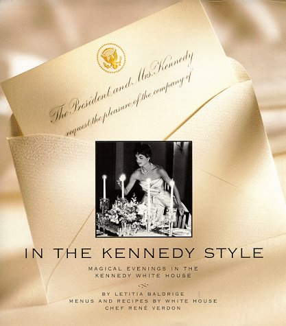 In the Kennedy Style: Letitia Baldrige