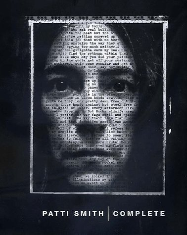 9780385490795: Patti Smith: Complete lyrics, reflections, and notes for the future