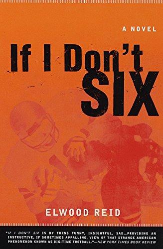 9780385491204: If I Don't Six: A Novel