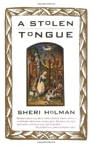 A Stolen Tongue: Holman, Sheri
