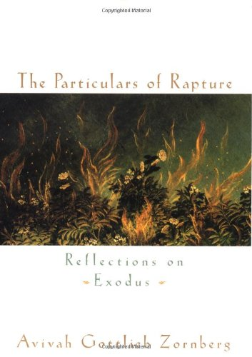 The Particulars of Rapture: Reflections on Exodus: Zornberg, Avivah Gottlieb