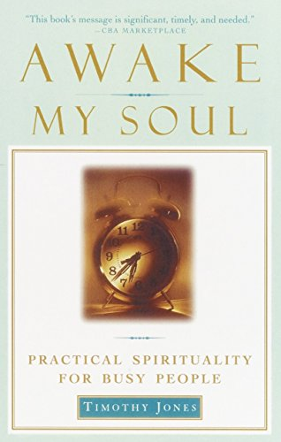 9780385491570: Awake My Soul: Practical Spirituality for Busy People