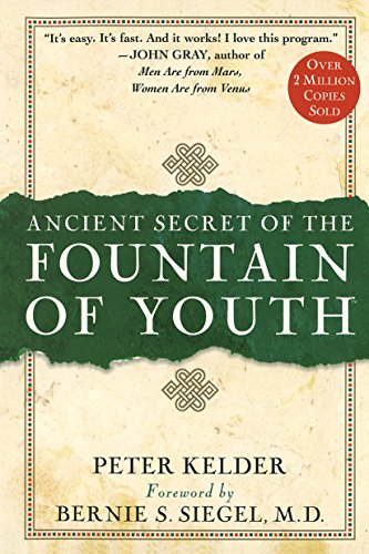 Ancient Secret of the Fountain of Youth. Book 1
