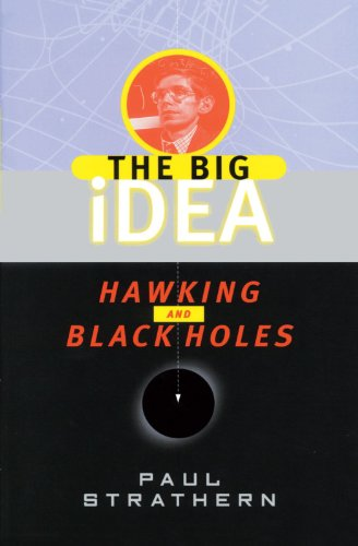 9780385492423: Hawking and Black Holes: The Big Idea