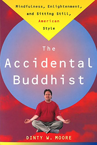 9780385492676: The Accidental Buddhist: Mindfulness, Enlightenment, and Sitting Still, American Style