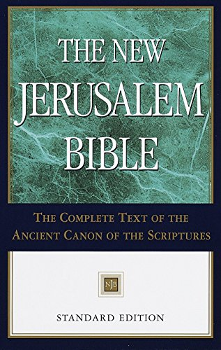 9780385493208: The New Jerusalem Bible: Standard Edition