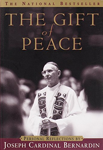 9780385494342: The Gift of Peace: Personal Reflections