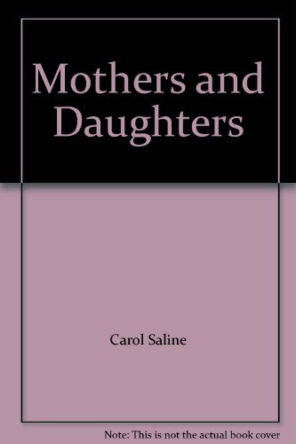 9780385494670: Mothers and Daughters