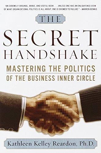 9780385495288: The Secret Handshake: Mastering the Politics of the Business Inner Circle