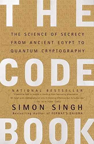 9780385495325: The Code Book: The Science of Secrecy from Ancient Egypt to Quantum Cryptography