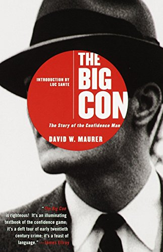 9780385495387: The Big Con: The Story of the Confidence Man