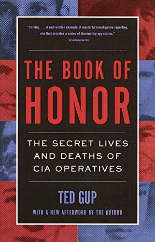 9780385495417: The Book of Honor : The Secret Lives and Deaths of CIA Operatives