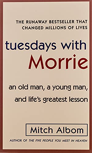 9780385496490: Tuesdays with Morrie
