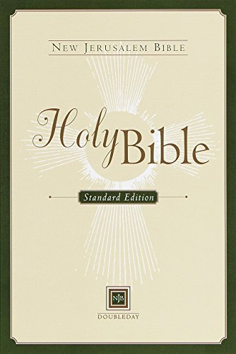 9780385496582: New Jerusalem Bible: Standard Edition, Black Bonded Leather