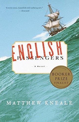 9780385497442: English Passengers: A Novel