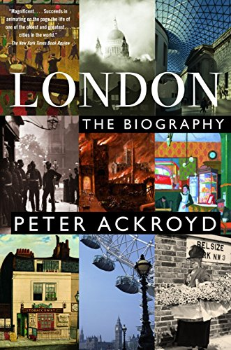 9780385497718: London: The Biography