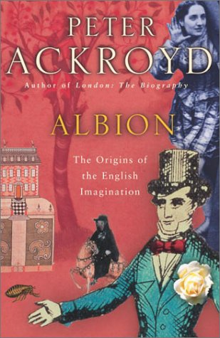 9780385497725: Albion: Origins of the English Imagination