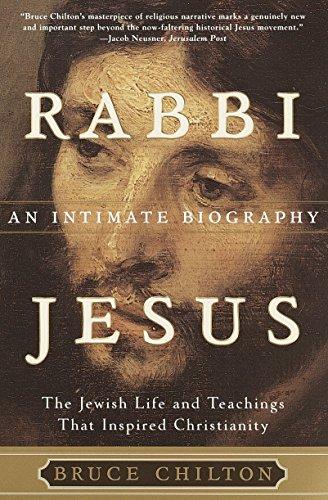 9780385497930: Rabbi Jesus: An Intimate Biography