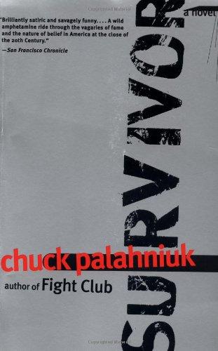 9780385498722: Survivor: A Novel