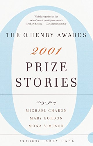 Prize Stories 2001: The O. Henry Awards (SIGNED)