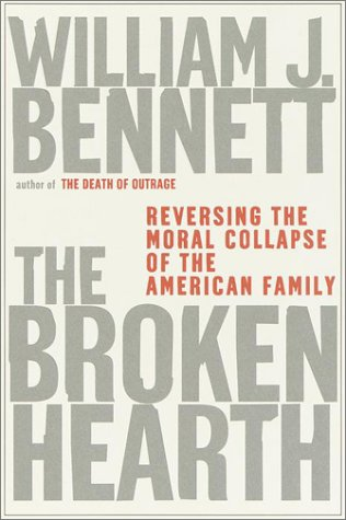 a review of william j bennetts book the death of outrage