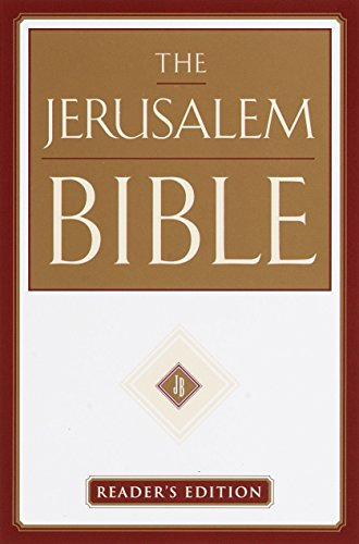 9780385499187: Jerusalem Bible-Jr