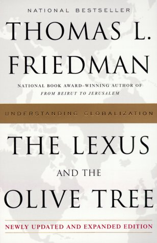 9780385499347: The Lexus and the Olive Tree