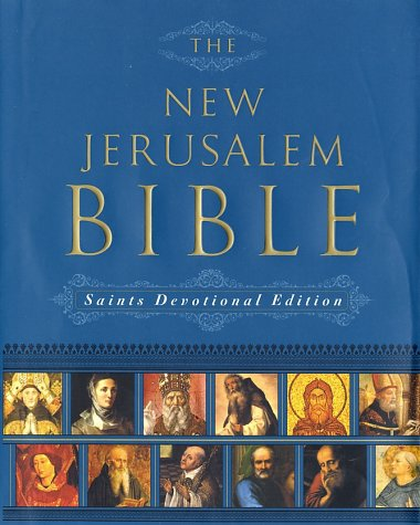 9780385500661: The New Jerusalem Bible: Saints Devotional Edition