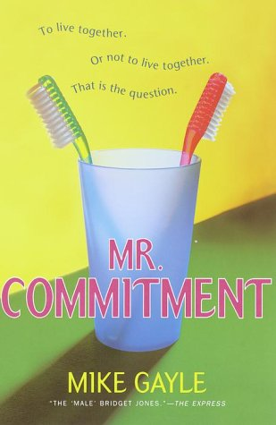 9780385501002: Mr. Commitment