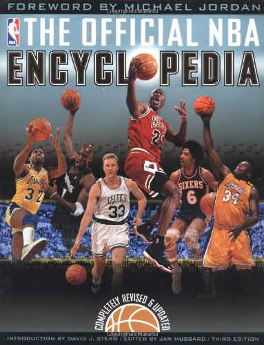 9780385501309: The Official NBA Basketbell Encyclopedia (Official NBA Basketball Encyclopedia)