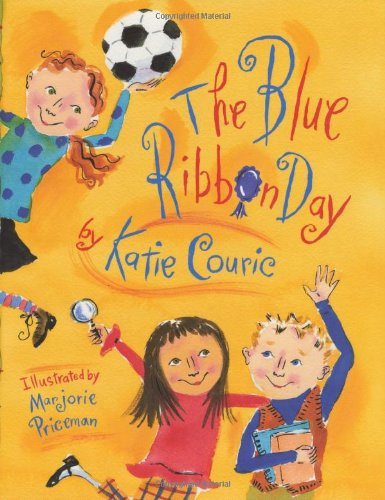 9780385501422: The Blue Ribbon Day