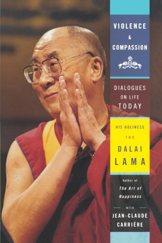 9780385501446: Violence and Compassion: Dialogues on Life Today