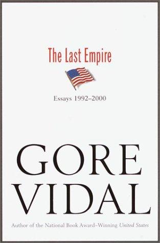 9780385501545: The Last Empire: Essays 1992-2000