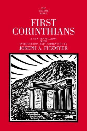 9780385501668: First Corinthians