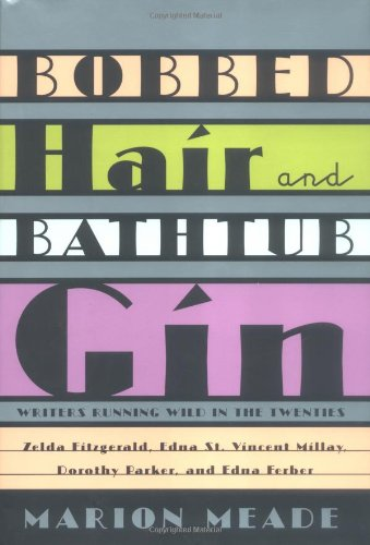 9780385502429: Bobbed Hair and Bathtub Gin