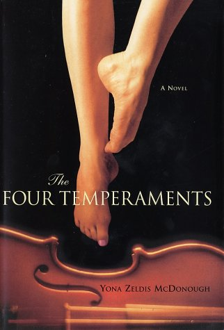 9780385503617: The Four Temperaments: A Novel