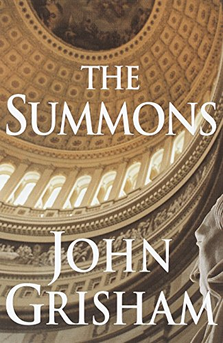 The Summons: Grisham, John - SIGNED! First Printing!