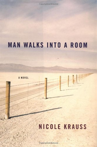 Man Walks into a Room: Krauss, Nicole