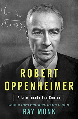 9780385504072: Robert Oppenheimer: A Life Inside the Center