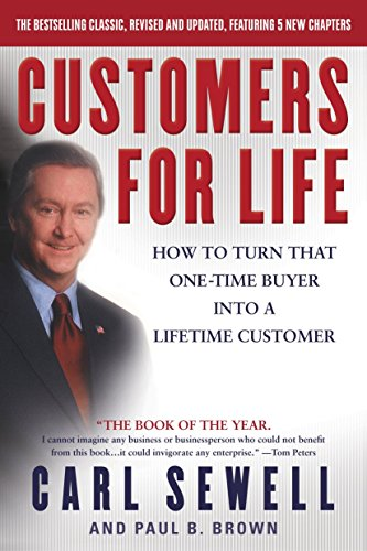9780385504454: Customers for Life: How to Turn That One-Time Buyer into a Lifetime Customer