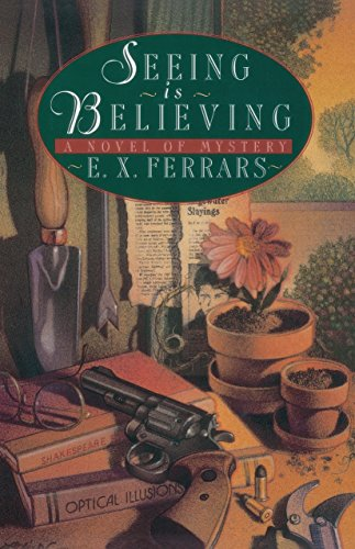 9780385506885: Seeing Is Believing: A Novel of Mystery
