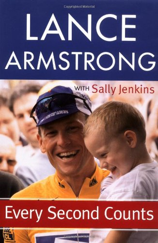 Every Second Counts: Armstrong, Lance; Jenkins, Sally