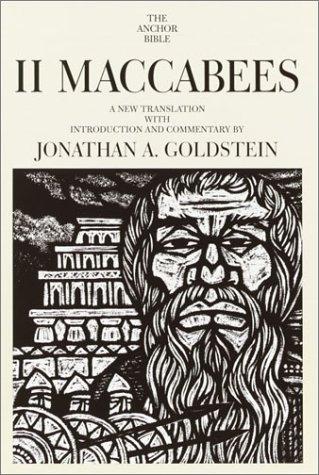 9780385509183: Maccabees II