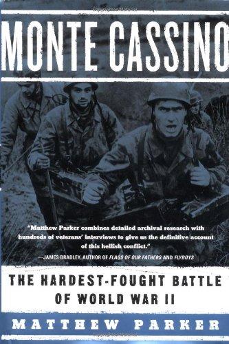9780385509855: Monte Cassino: The Hardest-Fought Battle of World War II