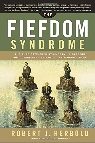 9780385510684: The Fiefdom Syndrome: The Turf Battles That Undermine Careers and Companies - And How to Overcome Them