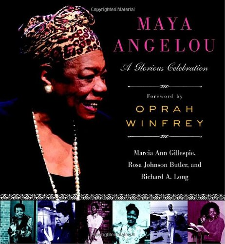 9780385511087: Maya Angelou: A Glorious Celebration