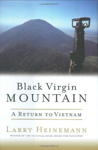 Black Virgin Mountain: A Return to Vietnam: Heinemann, Larry