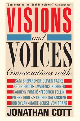 9780385512411: Visions and Voices